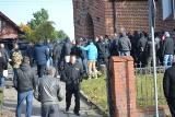 Kibic Widzewa zastrzelony w Kwidzynie. Pogrzeb 20-letniego Patryka [ZDJĘCIA]