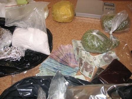 CBŚ zabezpieczył 13 kg narkotyków. Śledztwo nadzorowała opolska prokuratura