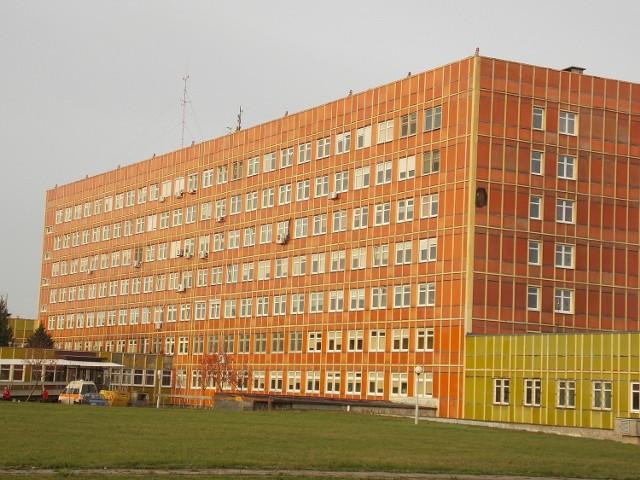 Zespół szpitalny przy ul. Dekerta w Gorzowie