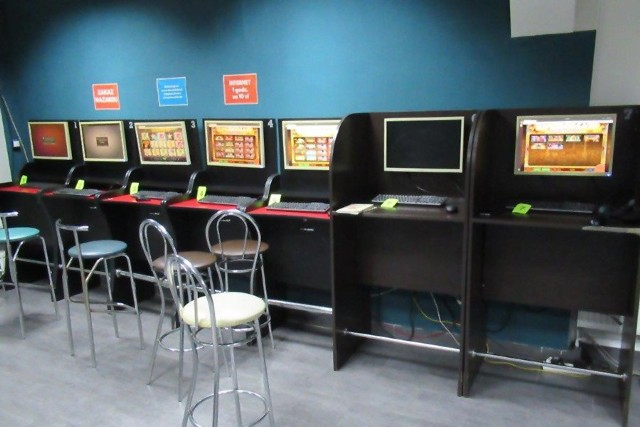 Nielegalne gry hazardowe znajdowały się w jednym z lokali w Strzelcach Krajeńskich.