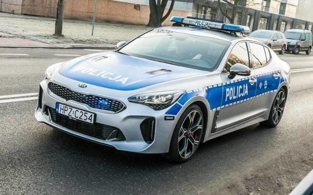 Policjanci z grupy Speed cały czas patrolują mazowieckie drogi.