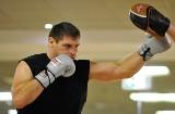 Andrzej Gołota trenuje w Częstochowie przed walką z Nicholsonem Fight Night 9