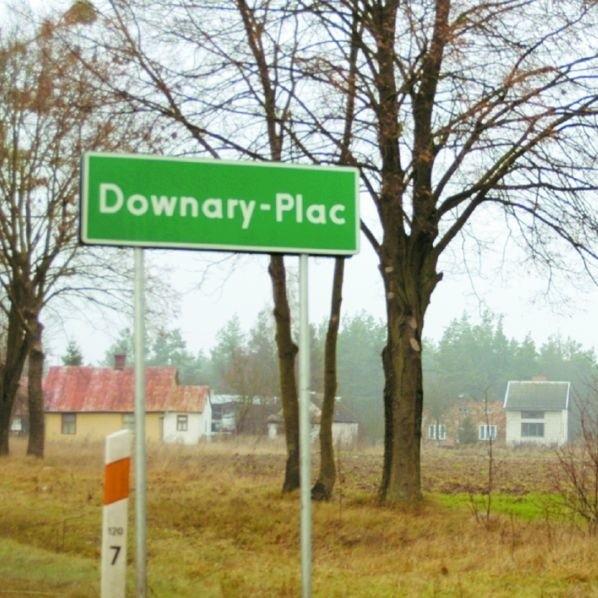 Na ten znak, odróżniający wieś od sąsiednich Downar, mieszkańcy czekali od wielu lat. Nasza interwencja była skuteczna.