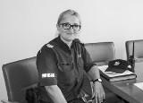 Nie żyje policjantka z Żagania. Elżbieta Bąk miała 46 lat