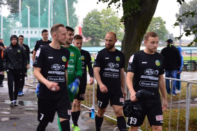 Piłkarze Lechii Zielona Góra przegrali na wyjeździe z Miedzią II Legnica 0:2.