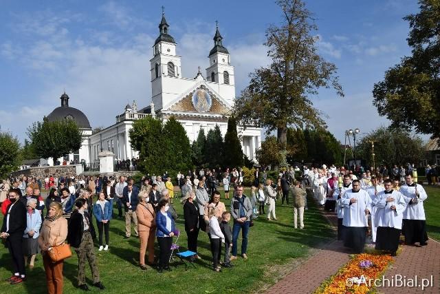 Archidiecezjalny Dzień Eucharystii w Sokółce