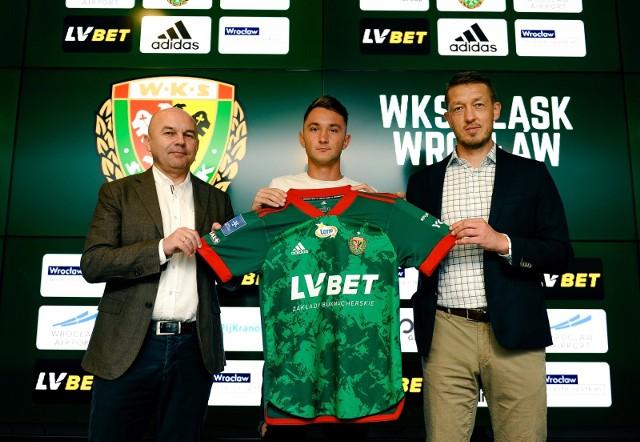 Jakub Iskra jest ostatnim transferem Śląska Wrocław w letnim okienku transferowym