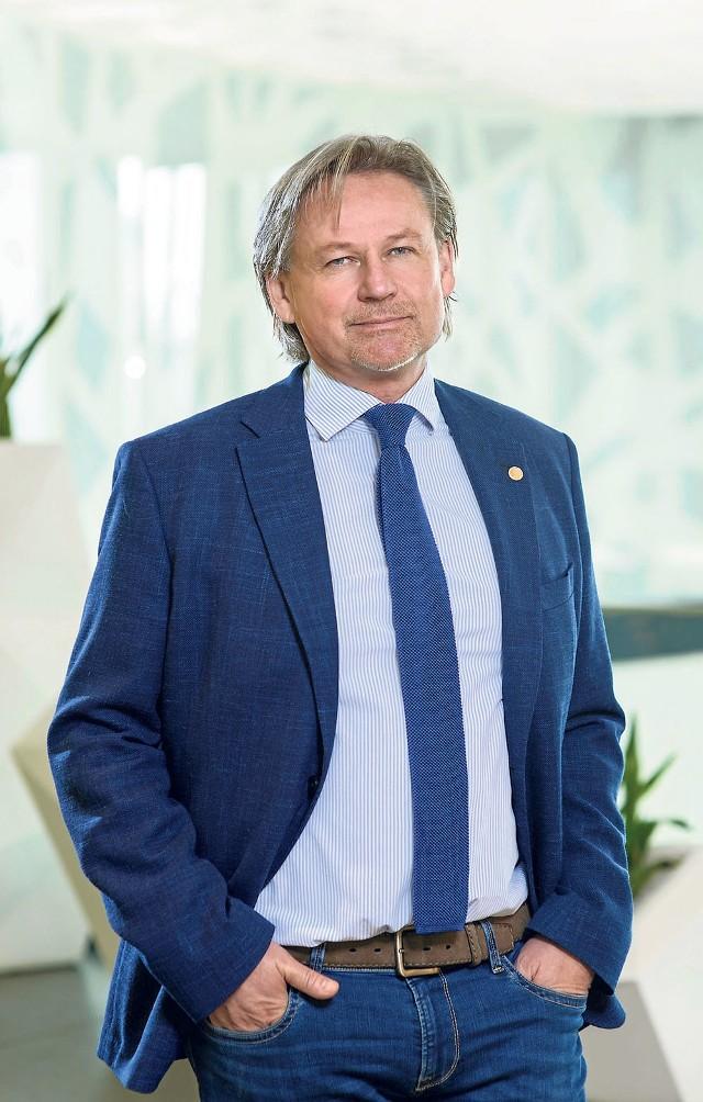 Krzysztof Apostolidis, łódzki przedsiębiorca, inwestor na rynku nieruchomości