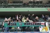 Kibice na meczu Legia Warszawa - Jagiellonia Białystok. Byłeś na meczu albo znasz kogoś, kto był? [ZDJĘCIA, 22.02.2020]
