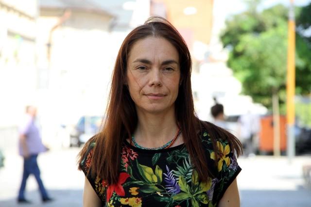 """Joanna Zentar z Ośrodka """"Brama Grodzka - Teatr NN"""""""