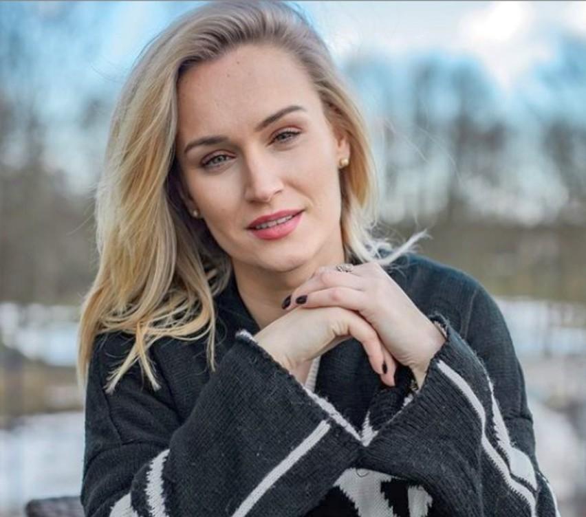 Piękna Kamila - uczestniczka programu Rolnik Szuka Żony 8.