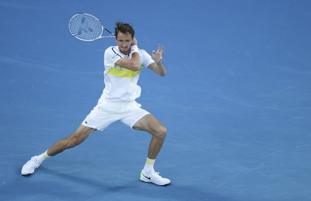 Danił Miedwiediew pewnie awansował do finału Australian Open