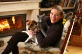 """Tak mieszka Katarzyna Dowbor. Prowadząca """"Nasz nowy dom"""" gości ludzi i zwierzęta [zdjęcia - 13.06]"""