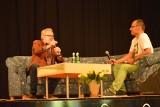 Daniel Olbrychski podczas festiwalu Zero Nudy w MDK: Miałem być sportowcem, nie aktorem