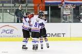 Hokej, 2 liga słowacka. Drużyna Ciarko Niedźwiadków MOSiR Sanok wygrała trudny wyjazdowy mecz z HC Rebellion Gelnica