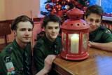 Betlejemskie Światło Pokoju jest już w Białymstoku (zdjęcia)