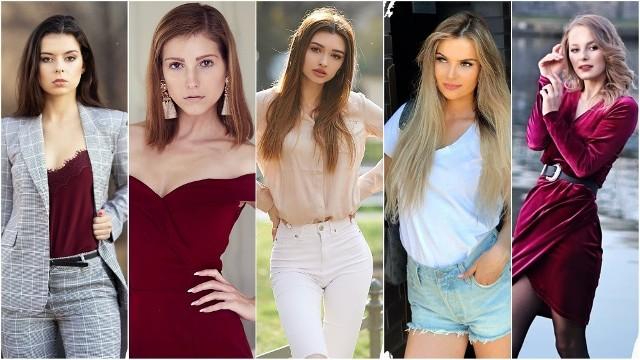 Zobacz półfinalistki konkursu Miss Małopolski 2020