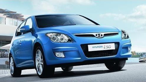 Hyundai to ulubiona marka świętokrzyskich górali. fot. Hyundai