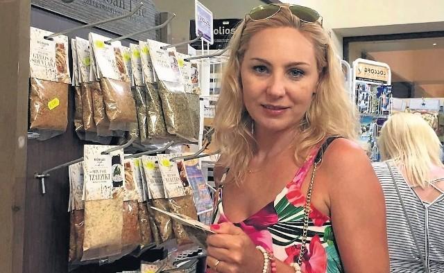 Olga Chaińska, dietetyczka i trenerka, zachęca, by korzystać z naturalnych ziół