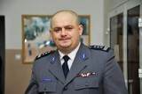 Nadinspektor Andrzej Łapiński, komendant Komendy Wojewódzkiej Policji  odchodzi z garnizonu w Łodzi