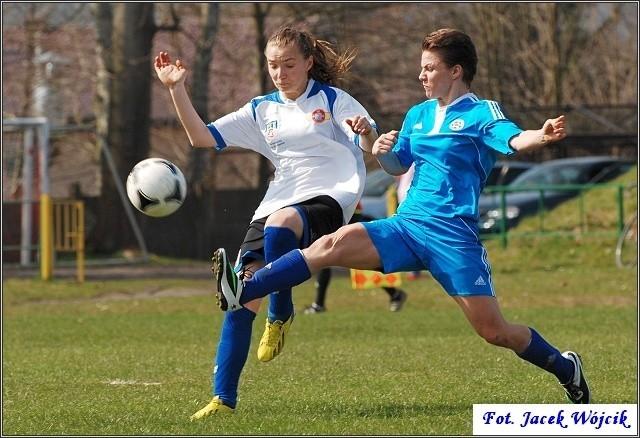 Victoria SP2 Sianów - Polonia Środa Wlkp. 0:0