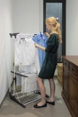 Sposób na pranie w małym mieszkaniu