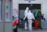 Wrocław: w niektórych szpitalach nie ma miejsc dla zakażonych koronawirusem