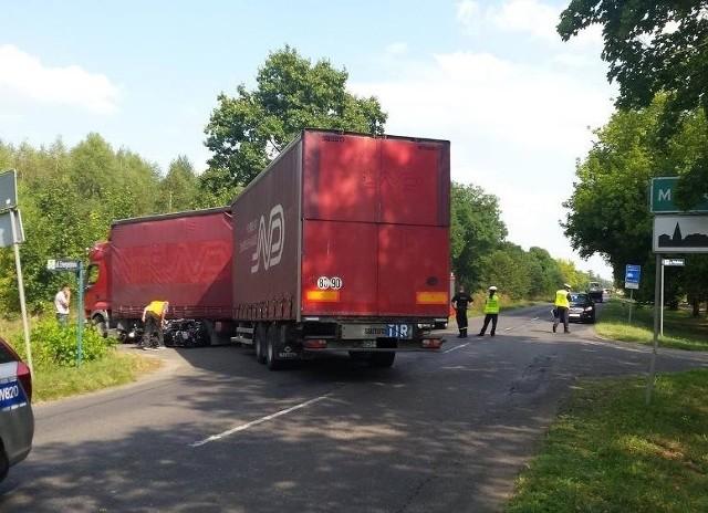 Wrzesień rozpoczął się od wypadku na trasie Morzyczyn - Kobylanka. Motocyklista zderzył się z ciężarówką. To był 22 wypadek od początku roku. W takim samym okresie roku 2014 było 55 wypadków
