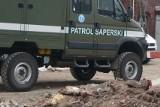 Groźny niewybuch w Sulęcinie. Znaleziono go w czasie remontu drogi. Ewakuowano około 150 osób!