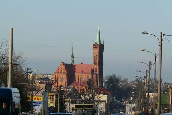 Miasto dofinansuje prace konserwatorskie na wieży kościoła św. Katarzyny.