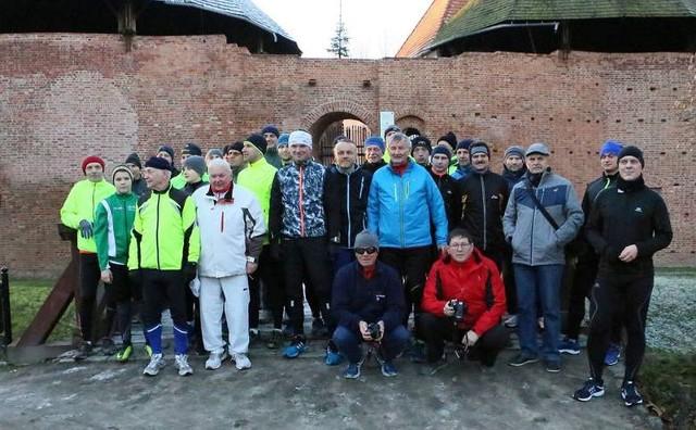 Przed rokiem w biegu wystartowało 28 osób.