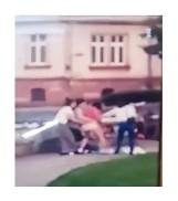 Kilka nastoletnich Romek napadło na rówieśniczkę [FILM]