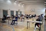 Egzamin ósmoklasisty 2021 w Rusinowie w powiecie przysuskim