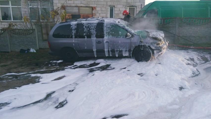 Samochód był wyposażony w instalację LPG i dopiero po jej...