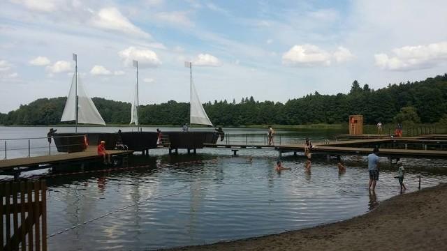 Ośrodek w Brzegach będzie przypominał centra wypoczynkowe nad jeziorami na Mazurach