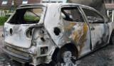 Kraj. Dzieci ciężko ranne w pożarze samochodu. Zapaliła się tylna kanapa