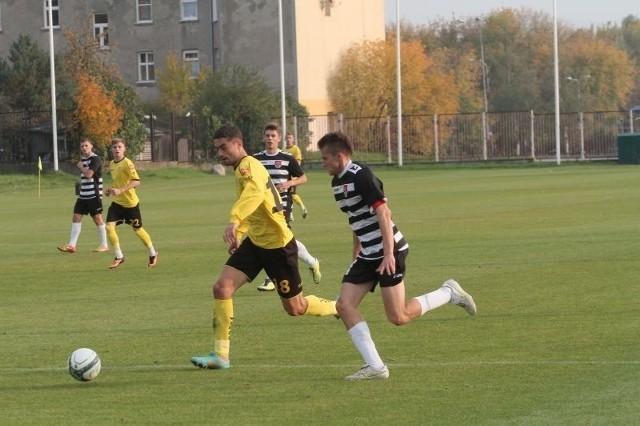 Alen Melunović zdobył drugiego golaw wygranym 3:0 sparingu z Sokołem Aleksandrów.