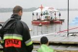Msza na wodzie w Rybniku. Mimo deszczu setki mieszkańców ZDJĘCIA