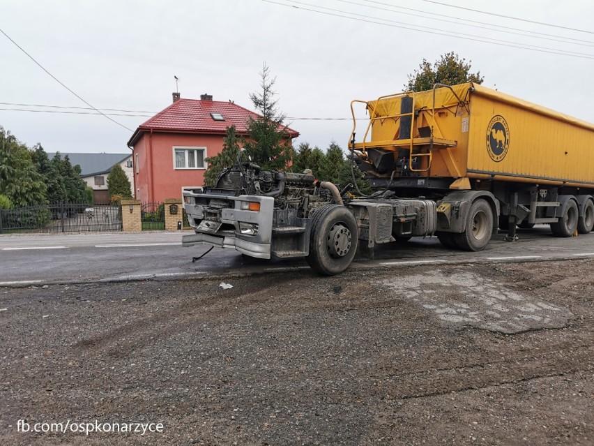 Zdjęcia dzięki uprzejmości OSP Konarzyce