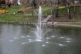Tylko dwie fontanny w Szczecinie włączone. Reszta musi poczekać