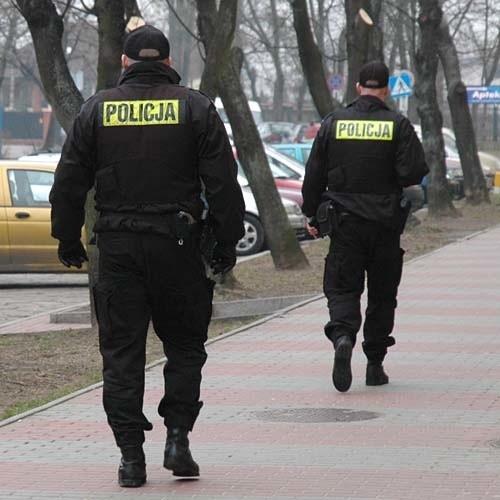 Policjanci w związku z zabójstwem zatrzymali 53-letniego mieszkańca Łomży