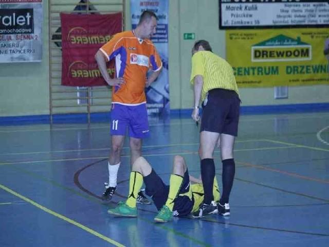 Otwarte Mistrzostwa Opolszczyzny w Futsalu rozegrane w Komprachcicach.