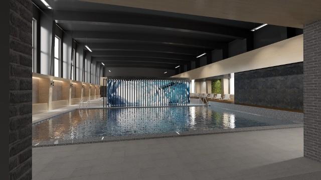Na terenie TS Wisła powstanie największe saunarium w mieście.