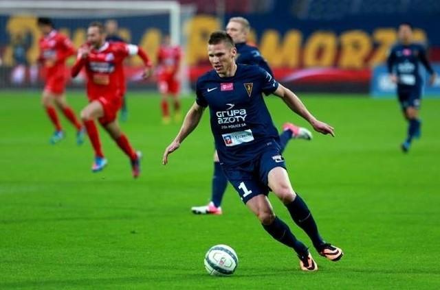 Marcin Robak może wypaść na kilka tygodni ze składu Portowców.