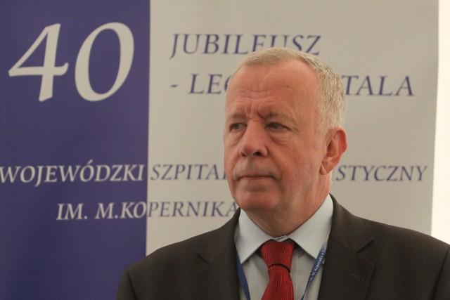 """– Przy tym poziomie finansów nikomu nie powinienem dawać podwyżek – mówi Wojciech Szrajber, dyrektor """"Kopernika"""""""