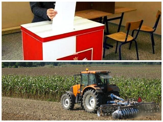 Frekwencja wyborcza pod Rypinem wyniosła 14,9 proc.