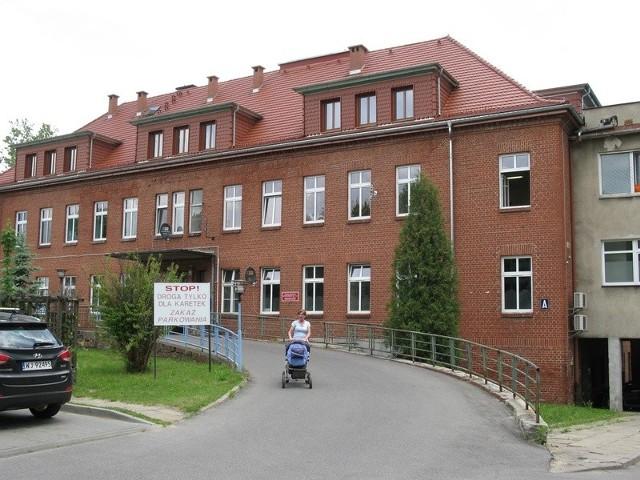 MTG w obronie miasteckiego szpitala