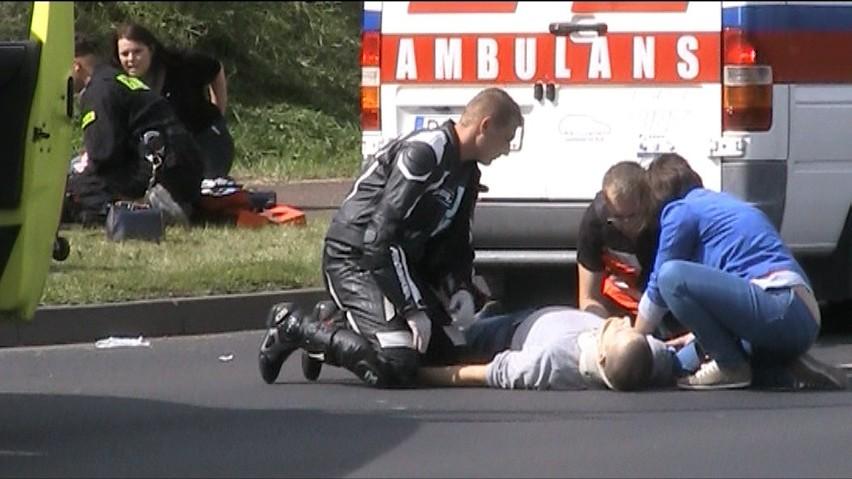 Wypadek podczas Gran Turismo