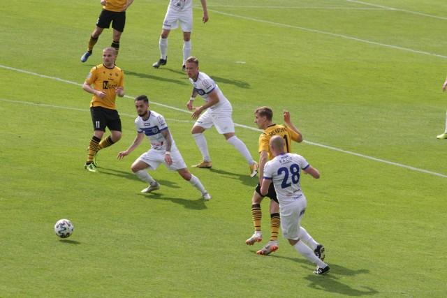 Wigry zajęły czwarte miejsce w II lidze i w pierwszym spotkaniu barażowym zagrają z KKS Kalisz