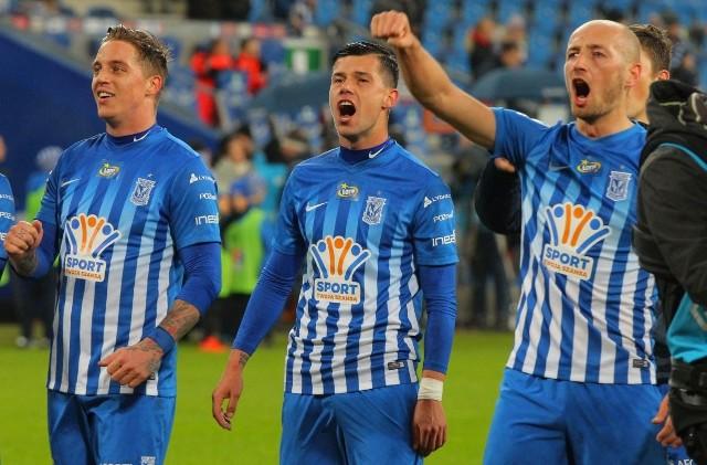 Sezon 2016/17 wchodzi w decydującą fazę. Sprawdźcie z kim i kiedy Lech Poznań zagra w rundzie finałowej Ekstraklasy. Kolejorza czeka także starcie w finale Pucharu Polski.